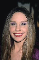 Nov 19, 2000; Los Angeles, CA, USA; Amanda Laura Bynes (born April 3, 1986) is an American actress, comedian and former show host on Nickelodeon. After appearing in several successful television series on Nickelodeon in the late 1990s and early 2000s, Bynes has moved into a film career, starring in several films aimed at teenage audiences.  Young Star Awards.  (Credit Image: © Kathy Hutchins/ZUMAPRESS.com)