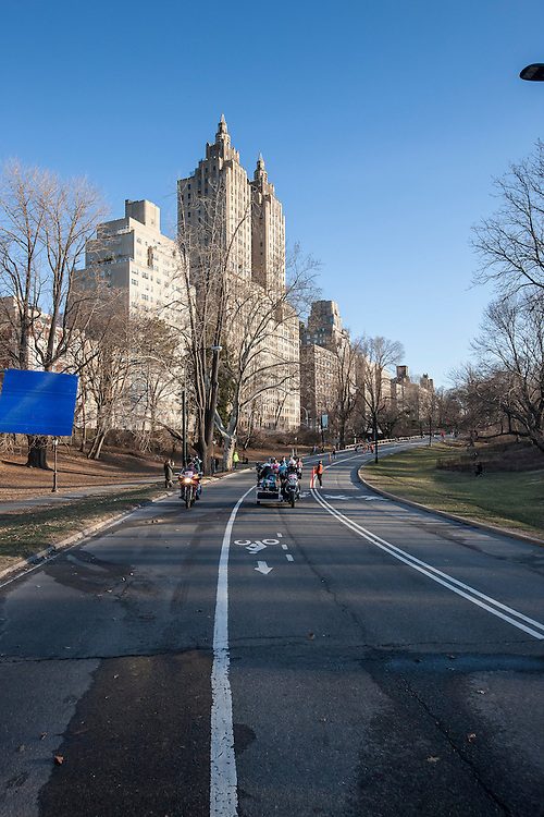 NYRR New York City Half Marathon: