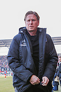Markus Gisdol, head coach of Hamburger SV during the Bundesliga match at Audi Sportpark, Ingolstadt<br /> Picture by EXPA Pictures/Focus Images Ltd 07814482222<br /> 28/01/2017<br /> *** UK & IRELAND ONLY ***<br /> <br /> EXPA-EIB-170128-1289.jpg