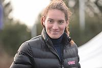 Camille Muffat - 18.012015 - Championnat de France UNSS - Athletisme - Les mureaux<br /> Photo : Anthony Dibon / Icon Sport