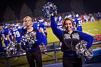 Coeur d'Alene High Viking cheerleader Alana-Christine Jolliff