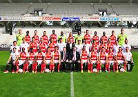 Equipe Reims - 03.10.2013 - Photo officielle Reims - Ligue 1<br /> Photo : Philippe Le Brech / Icon Sport