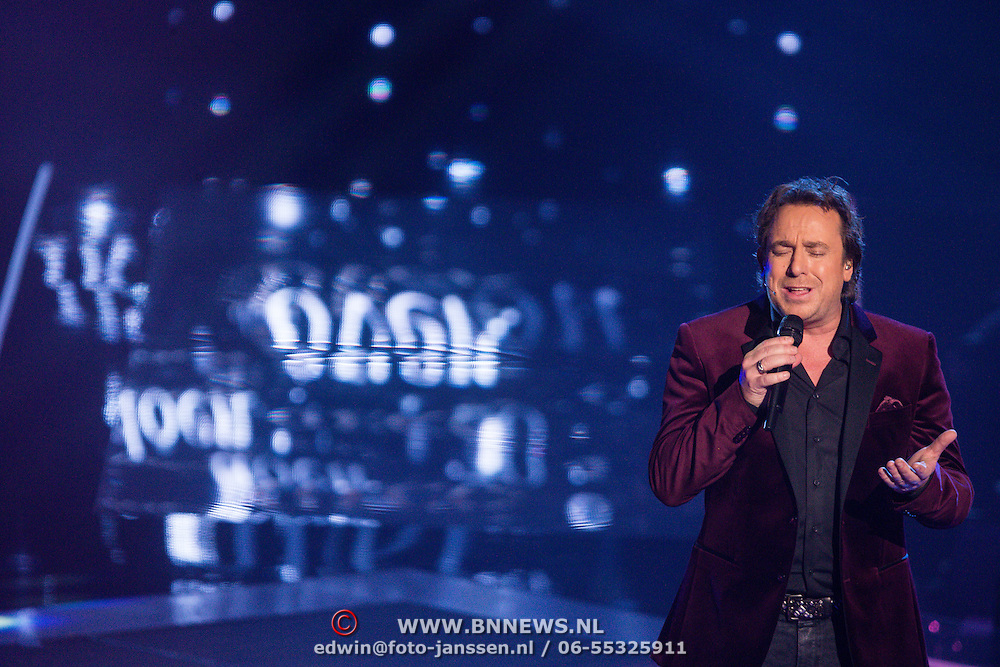 NLD/Hilversum/20131220 - Finale The Voice of Holland 2013, Marco Borsato