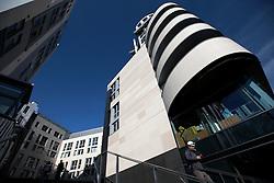 UK ENGLAND LONDON 20APR15 - View over The Eagle building developed by Mount Anvil in London EC1.<br /> <br /> jre/Photo by Jiri Rezac<br /> <br /> © Jiri Rezac 2015