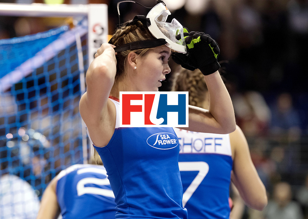BERLIN - Indoor Hockey World Cup<br /> Women: Germany - Namibia<br /> foto: <br /> WORLDSPORTPICS COPYRIGHT FRANK UIJLENBROEK