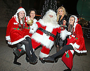 St.Patrick's Christmas Tree lighting at IFSC