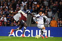Goal Nabil FEKIR - 16.05.2015 - Lyon / Bordeaux - 37eme journee de Ligue 1<br />