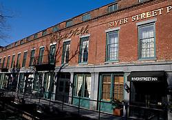 River Street Inn, River Street, Savannah, Georgia, United States of America.