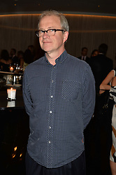HARRY ENFIELD at the Launch Of Alain Ducasse's Rivea Restaurant At The Bulgari Hotel, 171 Knightsbridge, London on 8th May 2014.