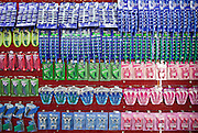 Men and women's razors for sale in the Yiwu Small Commodity Market, the world's largest wholesalers market selling more than 17 million kinds of commodities that are exported all over the globe. More than 200 metric tones of goods are exported from Yiwu every day.