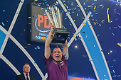 PDC World Darts Championship Final, 01-01-2020. 010120
