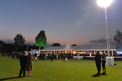 Atmosphere at the Chovgan Twilight Polo Gala in association with the PNN Group held at Ham Polo Club, Petersham Close, Richmond, Surrey on 10th September 2014.