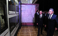 Moscow: Putin at the Russian Geographical Society awarding ceremony, 24 Nov. 2016