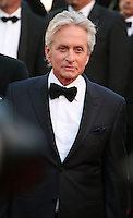 Actor Michael Douglas.at the 'Behind The Candelabra' gala screening at the Cannes Film Festival  Tuesday 21 May 2013