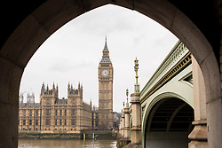 General view of the Houses of Parliament, Westminster, London. Picture date: Monday February 6th, 2017. Photo credit should read: Matt Crossick/ EMPICS Entertainment.