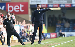 Shrewsbury Town manager Sam Ricketts directs his players - Mandatory by-line: Arron Gent/JMP - 30/03/2019 - FOOTBALL - Roots Hall - Southend-on-Sea, England - Southend United v Shrewsbury Town - Sky Bet League One