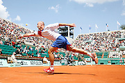 Roland Garros. Paris, France. May 29th 2007..Ivan LJUBICIC against Arnaud CLEMENT.