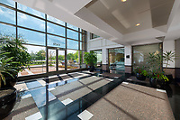Interior image of Dulles Tech Center 2 Office Building in Chantilly Virginia by Jeffrey Sauers of Commercial Photographics, Architectural Photo and Video Artistry