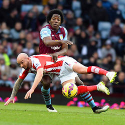 Aston Villa v Stoke | Premier League | 21 February 2015