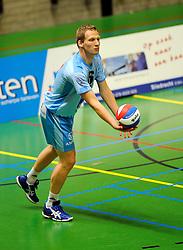 06-10-2012 VOLLEYBAL: SLIEDRECHT SPORT - ABIANT LYCURGUS 2: SLIEDRECHT<br /> Abiant Lycurgus 2 heeft in de Topdivisie Sliedrecht Sport met 1-3 verslagen. De setstanden waren 28-26, 19-25, 21-25 en 20-25 / Jochem van Diepen<br /> ©2012-FotoHoogendoorn.nl