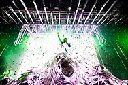 The Flaming Lips perform on March 8, 2014 at Gasparilla Music Festival in Tampa, Florida