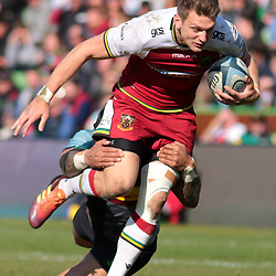 13,04,2019 Gallagher Premiership Harlequins and Northampton Saints