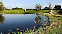 ALMKERK - Hole 2 op Golfclub Almkreek. COPYRIGHT KOEN SUYK