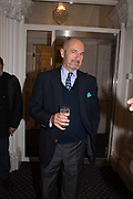 NICHOLAS MAVROLEUM, Literary Review Christmas party and Bad SEx Awards. In and Out club. St. James Sq. London. 3 December 2018