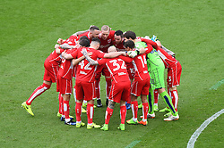 Bristol City players ready to face Burton Albion - Mandatory by-line: Paul Knight/JMP - 04/03/2017 - FOOTBALL - Ashton Gate - Bristol, England - Bristol City v Burton Albion - Sky Bet Championship