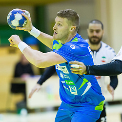 20180104: SLO, Handball - Friendly match, Slovenia vs Iran