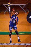 Rafael REDWITZ  - 13.12.2014 - Tourcoing / Montpellier - 11eme journee de Ligue A<br /> Photo :  Dave Winter / Icon Sport *** Local Caption ***