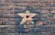 Star on the wall