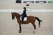 Ester Soldi - Harmonia<br /> Alltech FEI World Equestrian Games™ 2014 - Normandy, France.<br /> © DigiShots