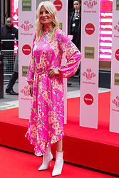 London, UK. 13th March, 2019. Gaby Roslin arrives at the London Palladium to attend the annual Prince's Trust Awards to be presented by HRH the Prince of Wales, President of the Prince's Trust. The Prince's Trust and TKMaxx & Homesense Awards recognise young people who have succeeded against the odds, improved their chances in life and had a positive impact on their local community.
