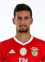 Portugal - Primera Liga NOS 2016-2017 /  <br /> ( Sl Benfica ) - <br /> Rui Pedro da Rocha Fonte