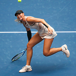 Maria Sharapova during day 7 of the Us Open 2017 at USTA Billie Jean King National Tennis Center on September 3, 2017 in New York City. (Photo by Marek Janikowski/Icon Sport)
