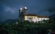 Ouro Preto, São Francisco de Paula church.