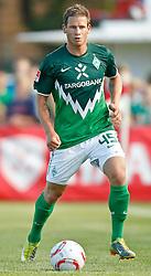 27.08.2010, Graz,  Timo Perthel verlässt Werder Bremen und wird mit .sofortiger Wirkung für ein Jahr an den letztjährigen Tabellen-Vierten.der österreichischen Bundesliga, SK Sturm Graz, verliehen. Das gab .Geschäftsführer Klaus Allofs am Freitag bekannt. Bei Werder hat der .21-jährige noch einen Vertrag bis 2012. Bild endstand am 15.07.2010, EXPA/ nph/  Scholz *** Local Caption ***+++++ ATTENTION - OUT OF GER +++++ / SPORTIDA PHOTO AGENCY