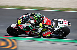 May 23, 2018 - Barcelona, Spain - Cal Crutchlow (LCR Honda Castrol) during the Moto GP test in the Barcelona Catalunya Circuit, on 23th May 2018 in Barcelona, Spain. (Credit Image: © Joan Valls/NurPhoto via ZUMA Press)