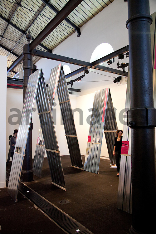 MACRO Museum in Rome : Forward Looking exhibition - press conference
