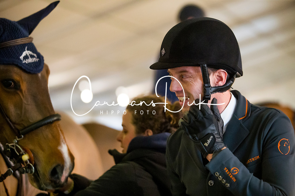 Smolders Harrie, NED, Monaco<br /> Jumping Mechelen 2019<br /> © Hippo Foto - Sharon Vandeput<br /> 30/12/19