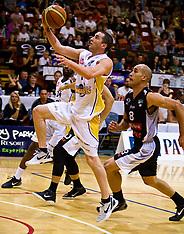 Napier-NBL Basketball, Hawks v Nuggets