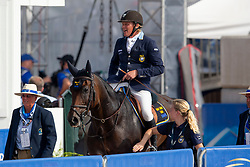 Jönsson Fredrik, SWE, Cold Play<br /> World Equestrian Games - Tryon 2018<br /> © Hippo Foto - Sharon Vandeput<br /> 23/09/2018