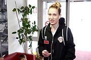 Valeria De Pretto<br /> Umana Reyer Venezia vs Fixi Piramis Torino<br /> Campionato LBF 20172018<br /> Play Off - Quarti di finale<br /> Gara 1<br /> Venezia, 03/04/2018<br /> Foto A. Gilardi/Ag. Ciamillo-Castoria