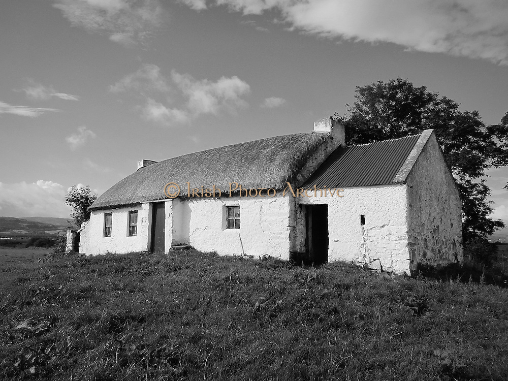 Culdaff Cottage, thatched