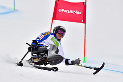 MORII Taiki, LW11, JPN, Men's Giant Slalom at the WPAS_2019 Alpine Skiing World Championships, Kranjska Gora, Slovenia