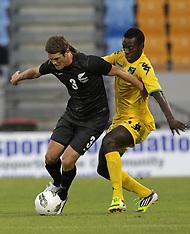 Auckland-Football- New Zealand v Jamaica