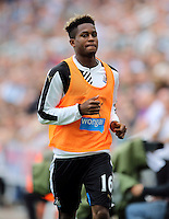 Newcastle United's Rolando Aarons