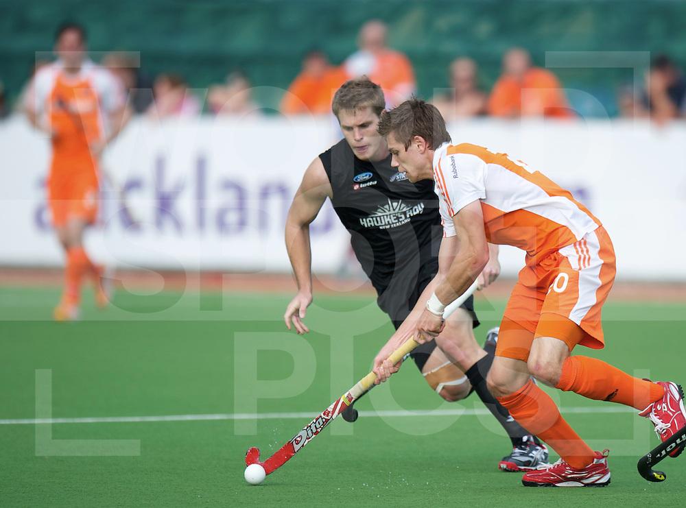AUCKLAND - Champions Trophy men.Netherlands v New Zealand.foto: Sander de Wijn..FFU Press Agency  COPYRIGHT FRANK UIJLENBROEK..