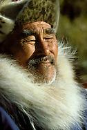 Eskimo Man from Kotzebue